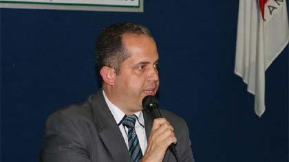 Foto do vereador Bruno Ferreira