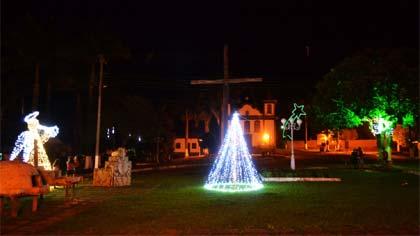 Foto da Decoração de Natal em Cocais