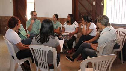 Atividade de Saúde: Encontro Municipal - Ciclo Saúde