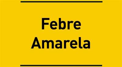 Logo Febre Amarela