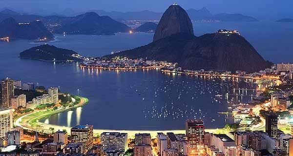 Foto do Rio de Janeiro Corcovado