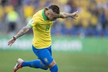 Foto de Everton, Seleção do Brasil