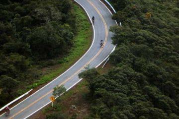 Foto da Serra da Piedade, integrante do complexo