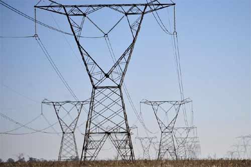Foto de Rede elétrica