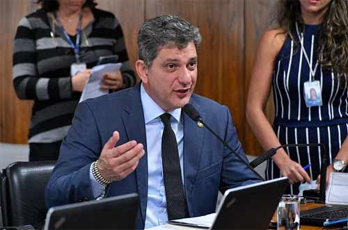 Foto do Senador Rogério Carvalho (PT-SE)