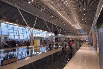 Foto do Aeroporto Internacional de Brasília