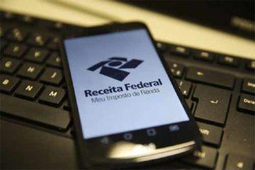 Imagem ilustrativa, logo da RF