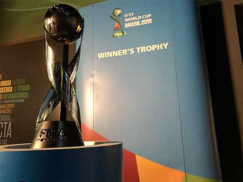 Foto do troféu