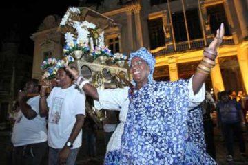 Foto de festa de Santo Antônio/Arquivo