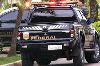 foto ilustrativa,veículo da PF