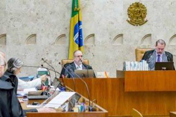 Foto do procurado geral, Augusto Aras e presidente do STF, Dias Toffoli